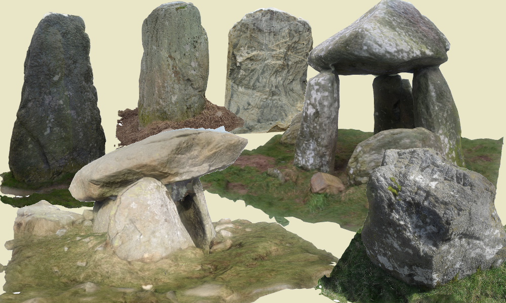 4. View the 3D models in the gallery