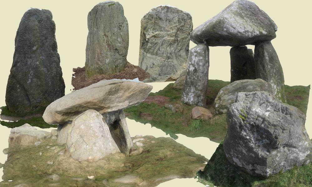 4. Edrychwch ar y modelau 3D yn y galeri