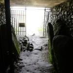 Barclodiad-y-Gawres, Aberffraw