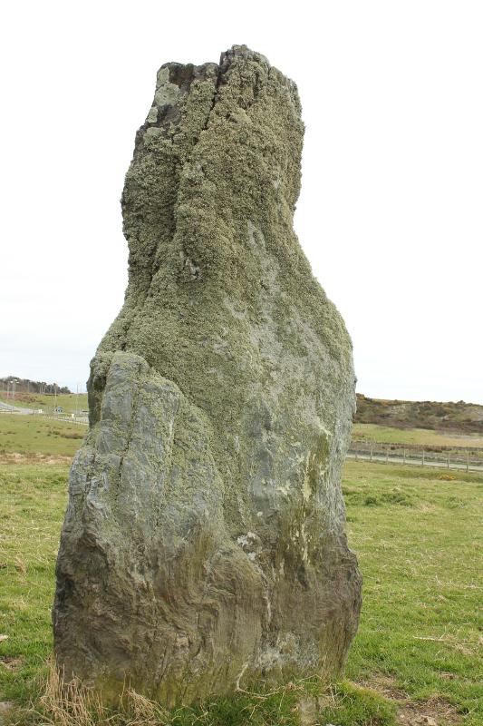 Ty Mawr Standing Stone, Holyhead