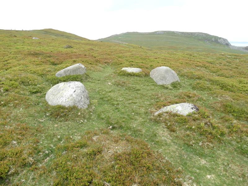 Five Stone Circle, Penmaenmawr